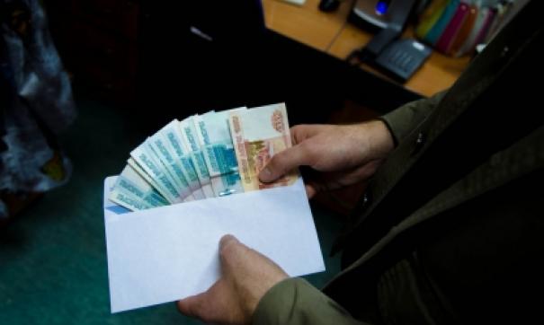Взятка чиновника составила 120 тысяч рублей.