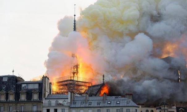 Варг Викернес считает, что в Европе есть проблемы поважнее пожара в соборе