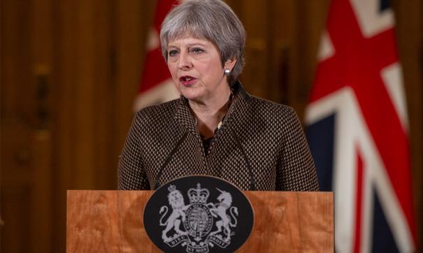 Мей опасается, что «Брексит» утечет сквозь пальцы