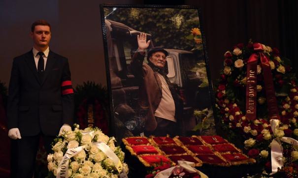 Советский режиссер скончался 4 апреля в возрасте 88 лет