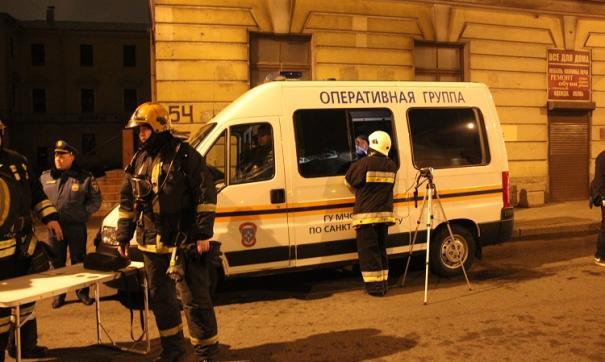 Пожар на складе в пригороде Воронежа локализован