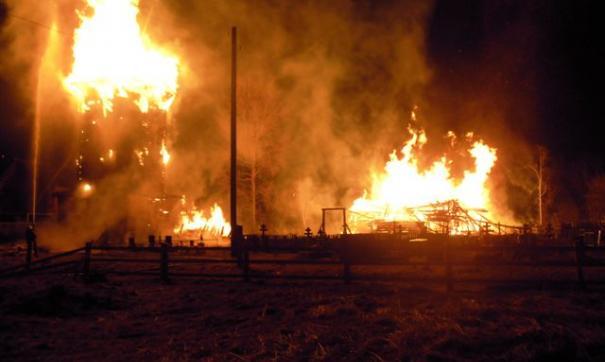 Причиной пожаров в Забайкалье мог стать человеческий фактор