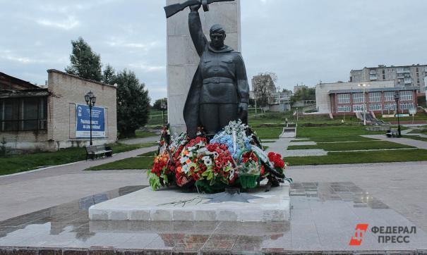 Под Тулой нашли крупное захоронение солдат Красной Армии времен ВОВ