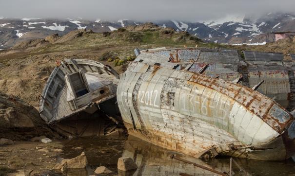 У берегов Таймыра нашли немецкую подлодку времен Великой Отечественной войны