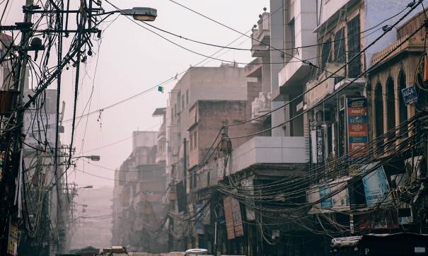 Землетрясение магнитудой 6 произошло в Индии
