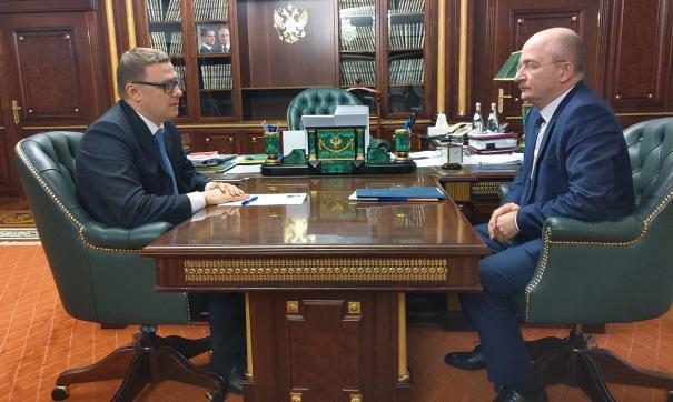 Главной темой на встрече с Олегом Цепкиным стал вопрос повышения финансовой грамотности