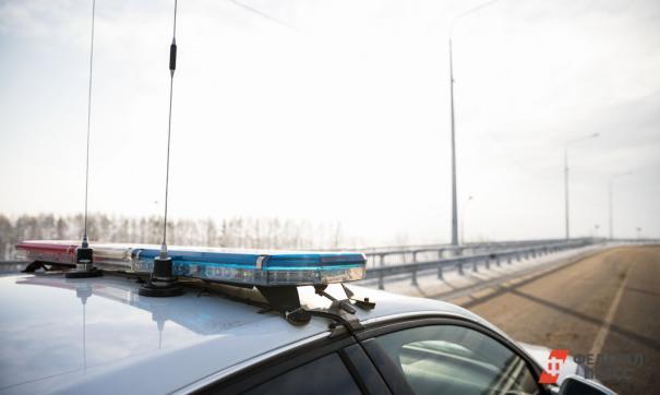 Авария произошла на трассе в Челябинской области