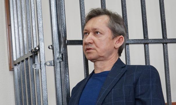Попов не признает себя виновным
