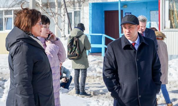 Глава города Лянтор ответил на критику качества уборки снега со стороны своего руководителя