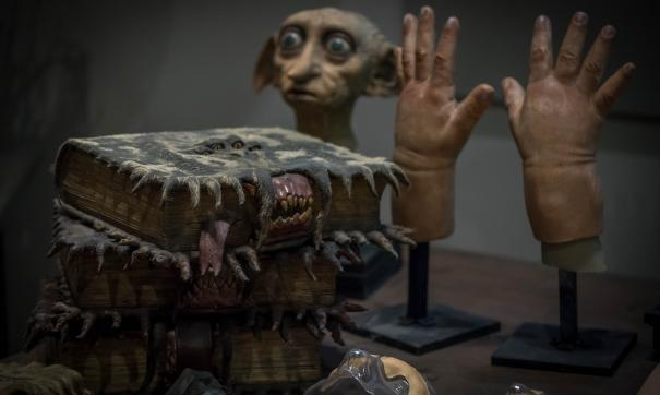 «Гринготтс» стал частью постоянной экспозиции музея Гарри Поттера в городке Ливсден