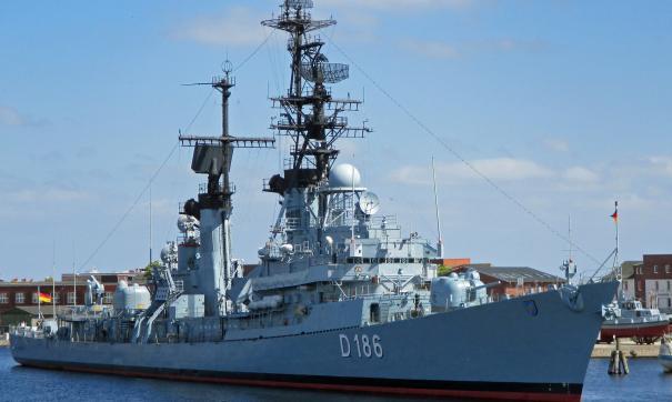 У берегов Крыма продолжаются учения НАТО «Морской щит – 2019».