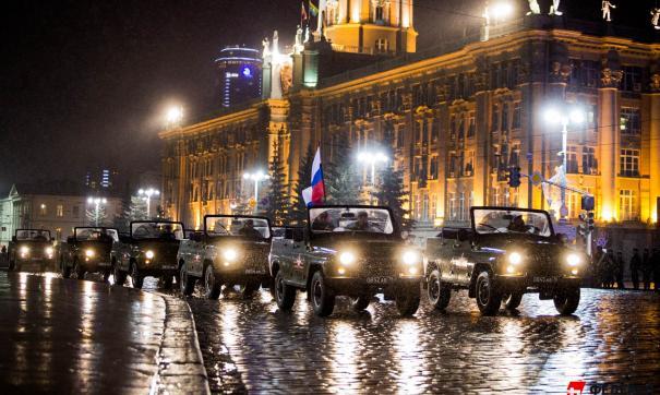 В столице Урала в этом году Парад Победы пройдет с привлечением новой техники.