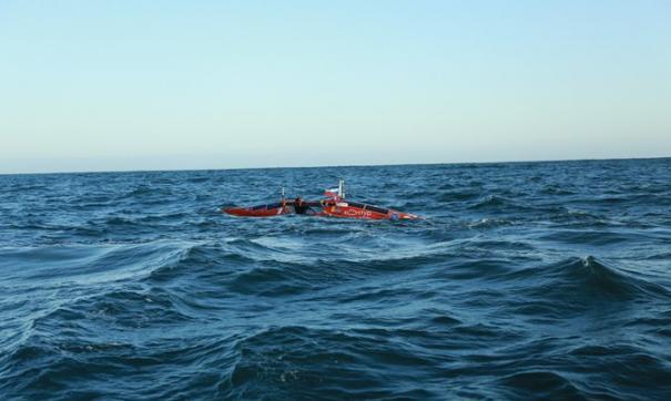 Федор Конюхов снова подвергся опасности в Тихом океане