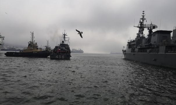 Жителей Владивостока приглашают посетить военные корабли Таиланда