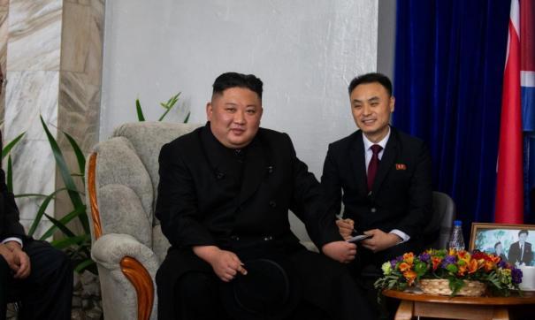 Ким Чен Ын все-таки попробовал каравай в Приморье