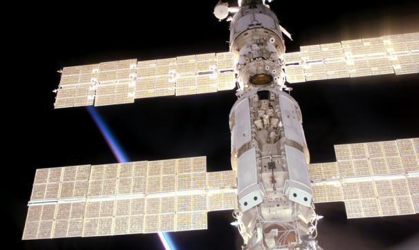 Космонавт показал, как выглядит курильский «Остров сивучей»