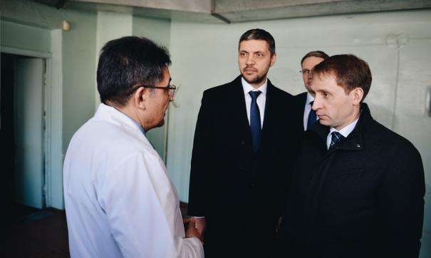На развитие здравоохранения в Забайкалье Минвостокразвития выделило 3 миллиарда рублей