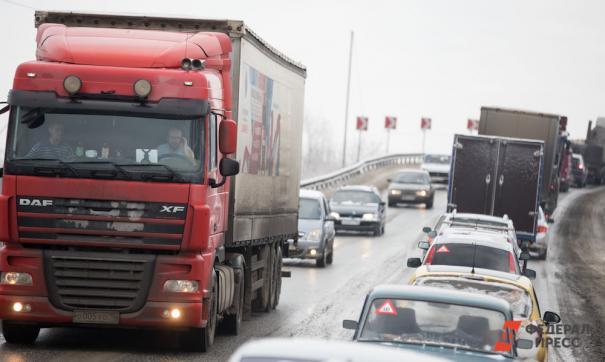 Власти объяснили, как возить грузы в период сезонного ограничения проезда