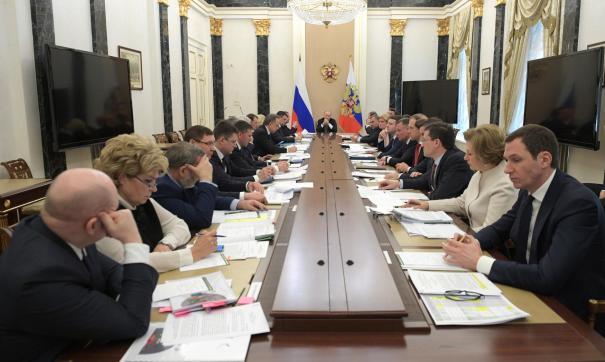 Губернатор рассказал об итогах совещания президента с членами правительства