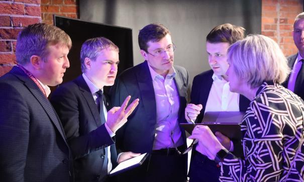 Нижегородский губернатор и глава Минэкомразвития РФ подвели итоги мероприятия
