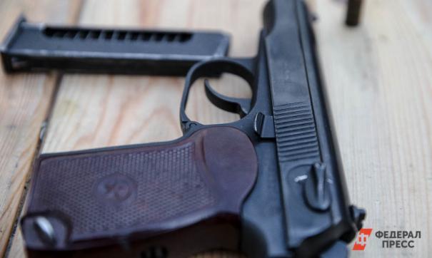 Заготовки оружия предприниматели получали по почте