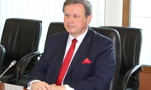Кшиштоф Свидерек работал в консульстве Польши в Иркутске с 2016 года