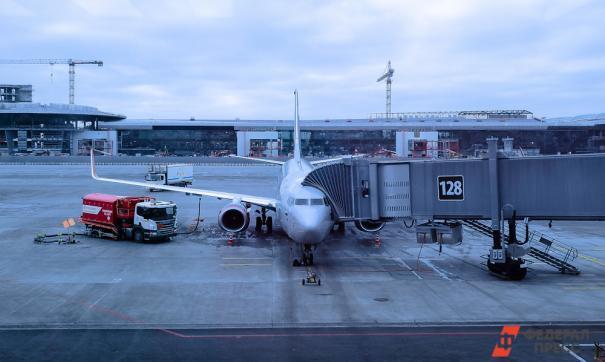 Судебные приставы проводили нигерийца в аэропорт