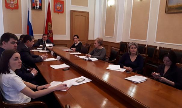 Оренбургская область первой из российских регионов заключила договор с Фондом содействия реформирования ЖКХ