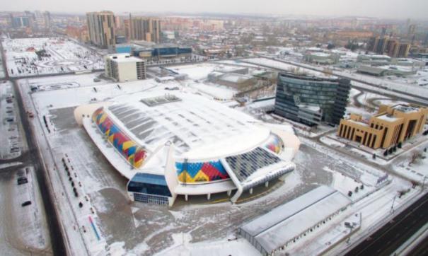 В Кристалл-Арена сборная Россия выиграла хоккейный турнир Универсиады