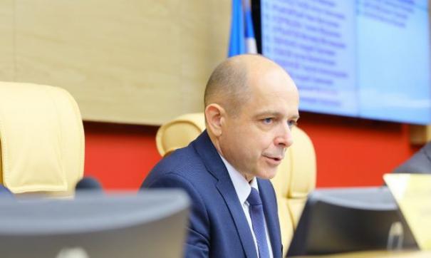 Спикера Сергея Сокола заподозрили в участие в подготовке законопроекта по сити-менеджменту