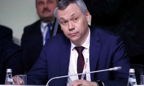 Андрей Травников поддержал инициативы Минэнерго РФ и Россети