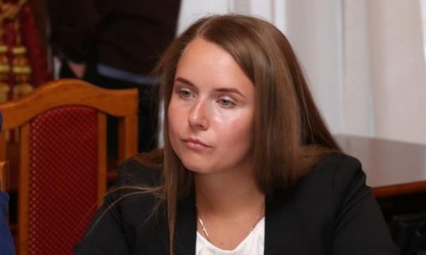 Дарья Украинцева может стать зеленой для выбороы