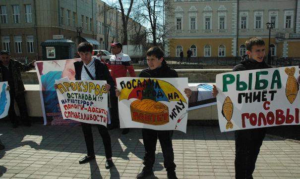 Жители Иркутска после митинга пожаловались Путину на наркоторговцев и «оборотней в погонах»