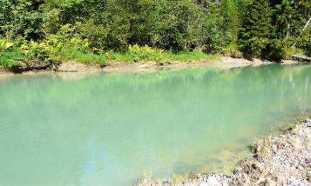 Загрязнение рек на Северном Урале