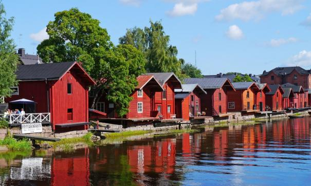Открываются новые визовые центры Финляндии