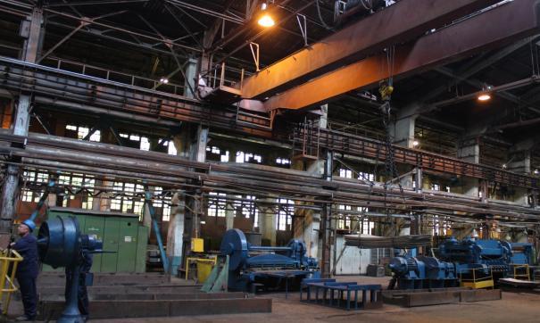 Украинские заводы простаивают