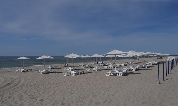 Самый долгий отдых на побережье Черного моря проводят гости Евпатории