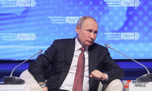 Разгар рабочего дня у президента России приходится на 18 часов вечера