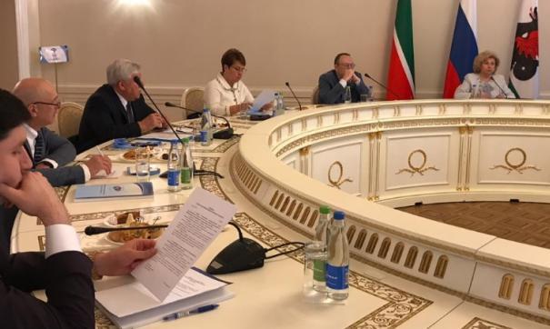 Уполномоченные по правам человека в РФ в Казани обсуждают защиту трудовых прав граждан