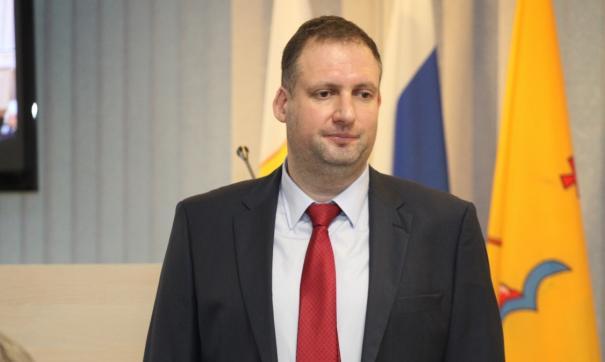 Александр Ященко курировал вопросы благоустройства и ЖКХ