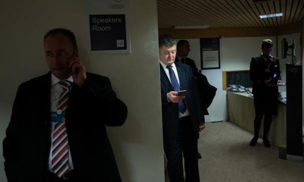 Украинский политик назвал Порошенко «мертвым гусем»