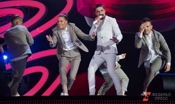 Дима Билан может представить Россию на Евровидении в третий раз