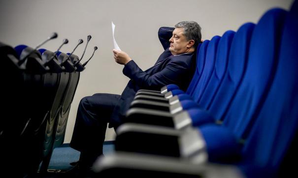 Страны «Большой семерки» призвали Порошенко передать полномочия Зеленскому
