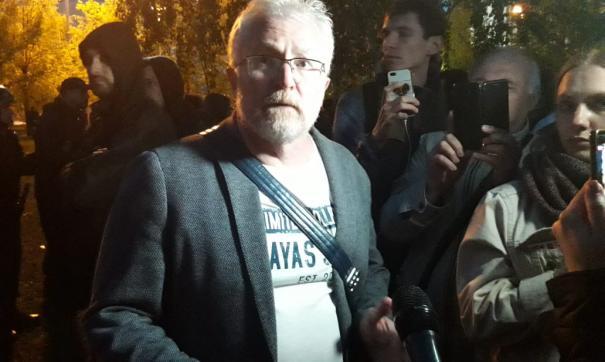 Депутат отозвался о протестах в Екатеринбурге