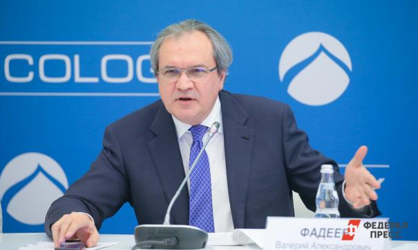 Валерий Фадеев уверен, что проект храма надо было сразу обсудить с горожанами