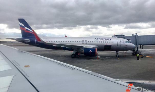 Самолеты «Аэрофлота» уходят со взлетных полос из-за технеполадок