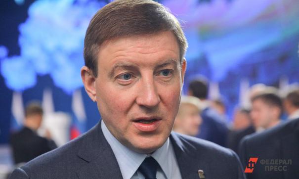 Турчак выступил на Форуме сельских депутатов