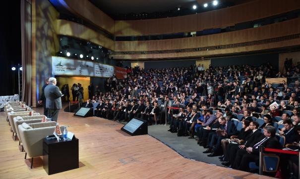 На предстоящий Столыпинский форум приедут политики из Франции и Израиля