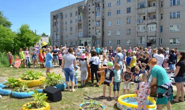 В Международном дне соседей приняли участие сто тысяч человек по всей России