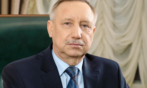 Общественная палата предложила Беглову выдвинуть себя на выбора губернатора Петербурга
